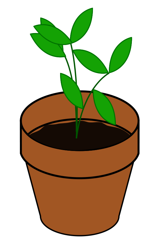 Free plant cliparts.