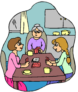 Well to day is Card Playing Day