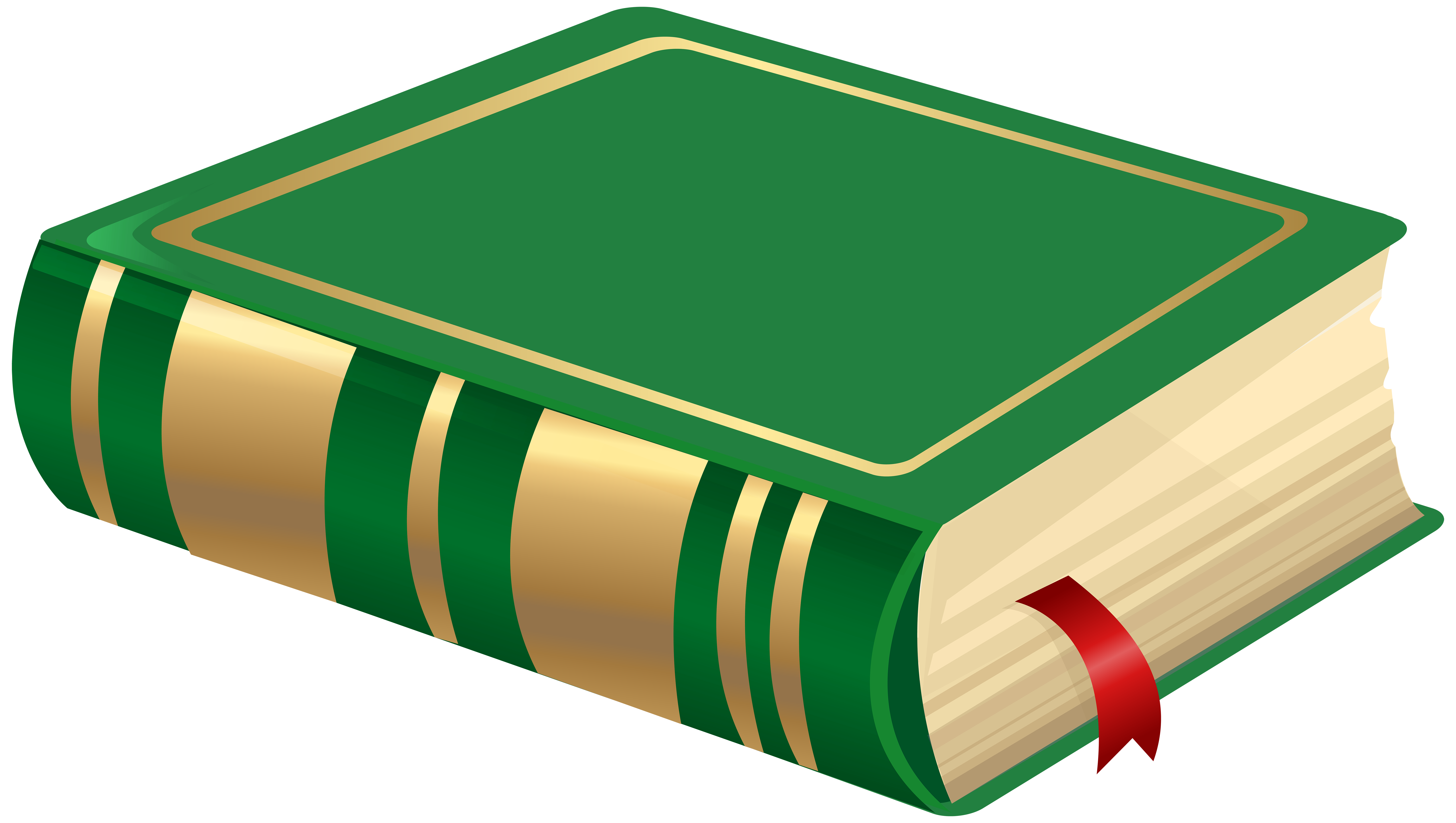 Green book png.
