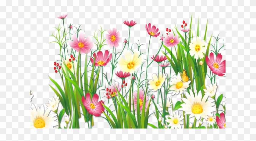 Flowers clipart transparent.