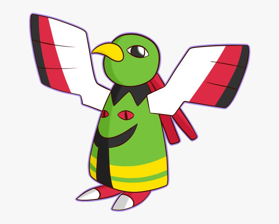 pokemon clipart flying