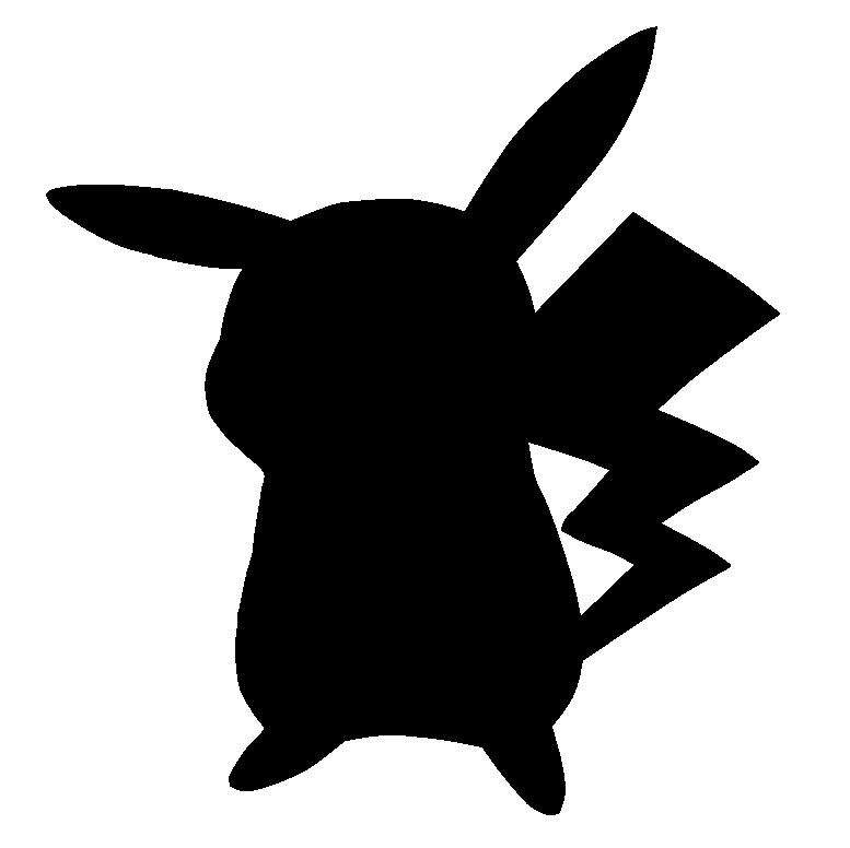 Pokeball clipart silhouette, Pokeball silhouette Transparent