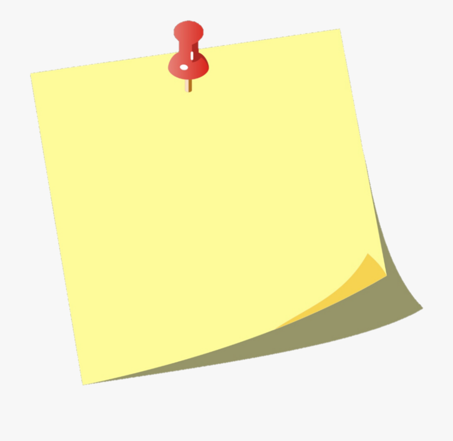 post it note clipart