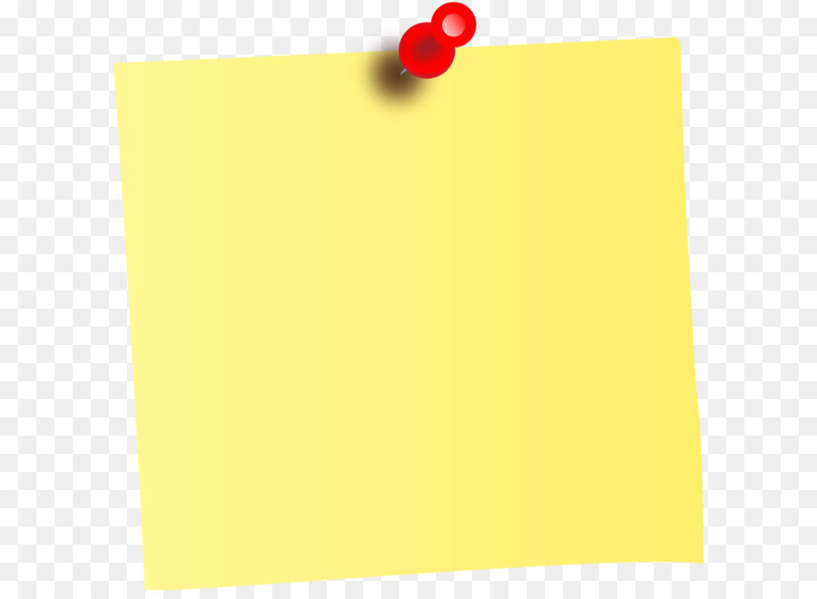 post it note clipart paper