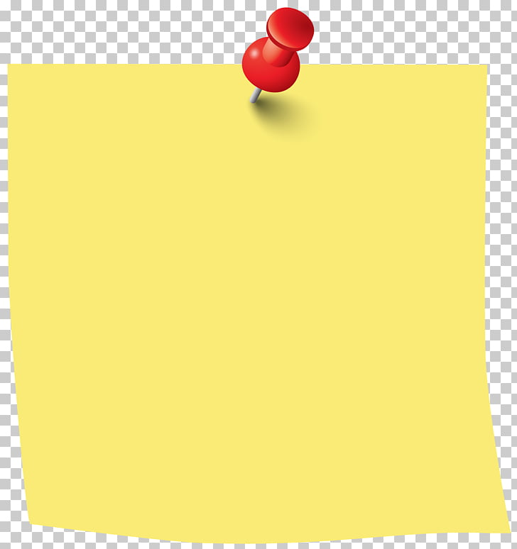 post it note clipart pin