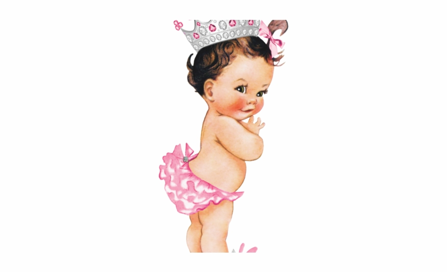princess clipart baby