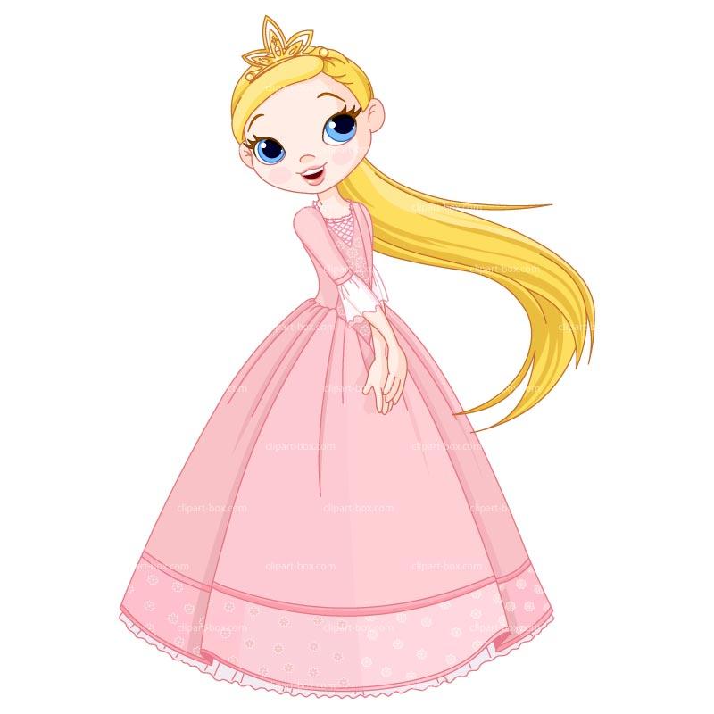 princess clipart kids