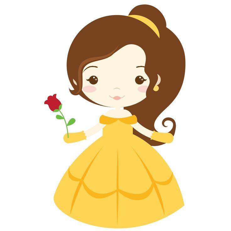 Top princesses clip art free clipart image