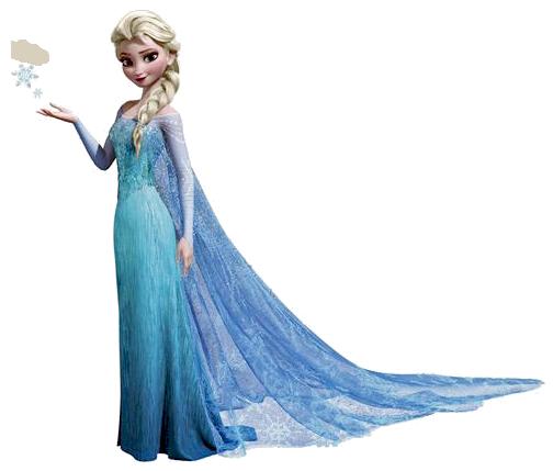 disney princess clipart elsa