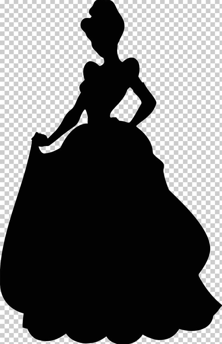 disney princess clipart silhouette