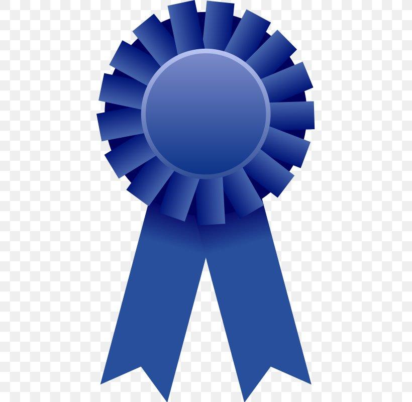 Blue ribbon award.