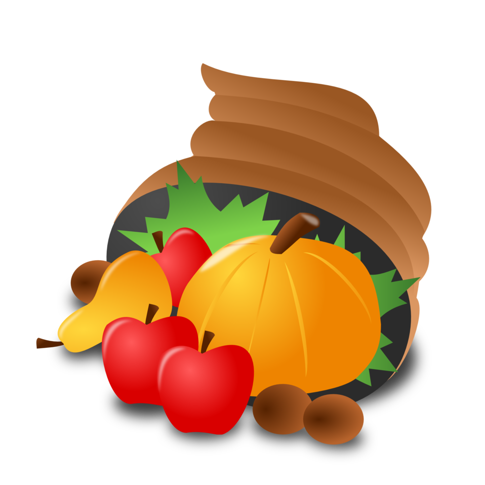 public domain clipart thanksgiving