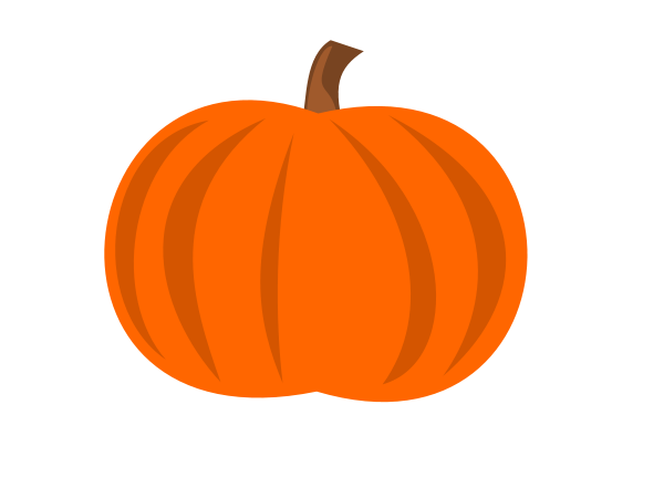 Free pumpkins cliparts.