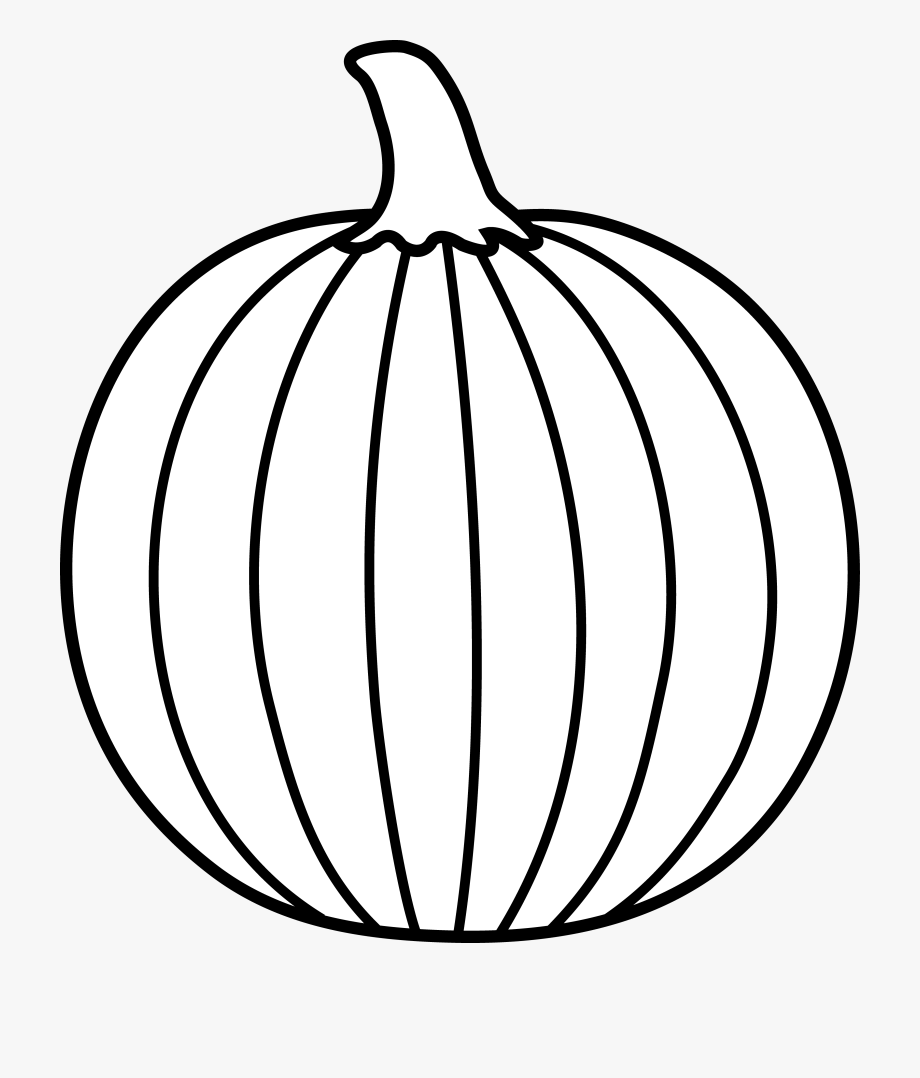 Fall clipart black.