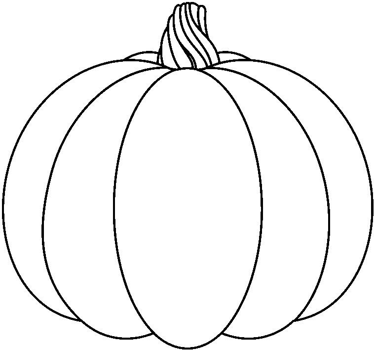 Pumpkin black and.