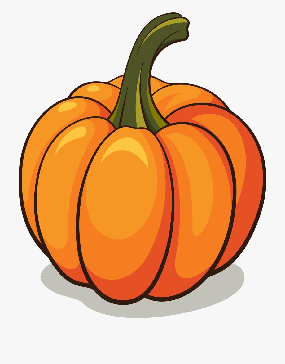 pumpkins clipart orange