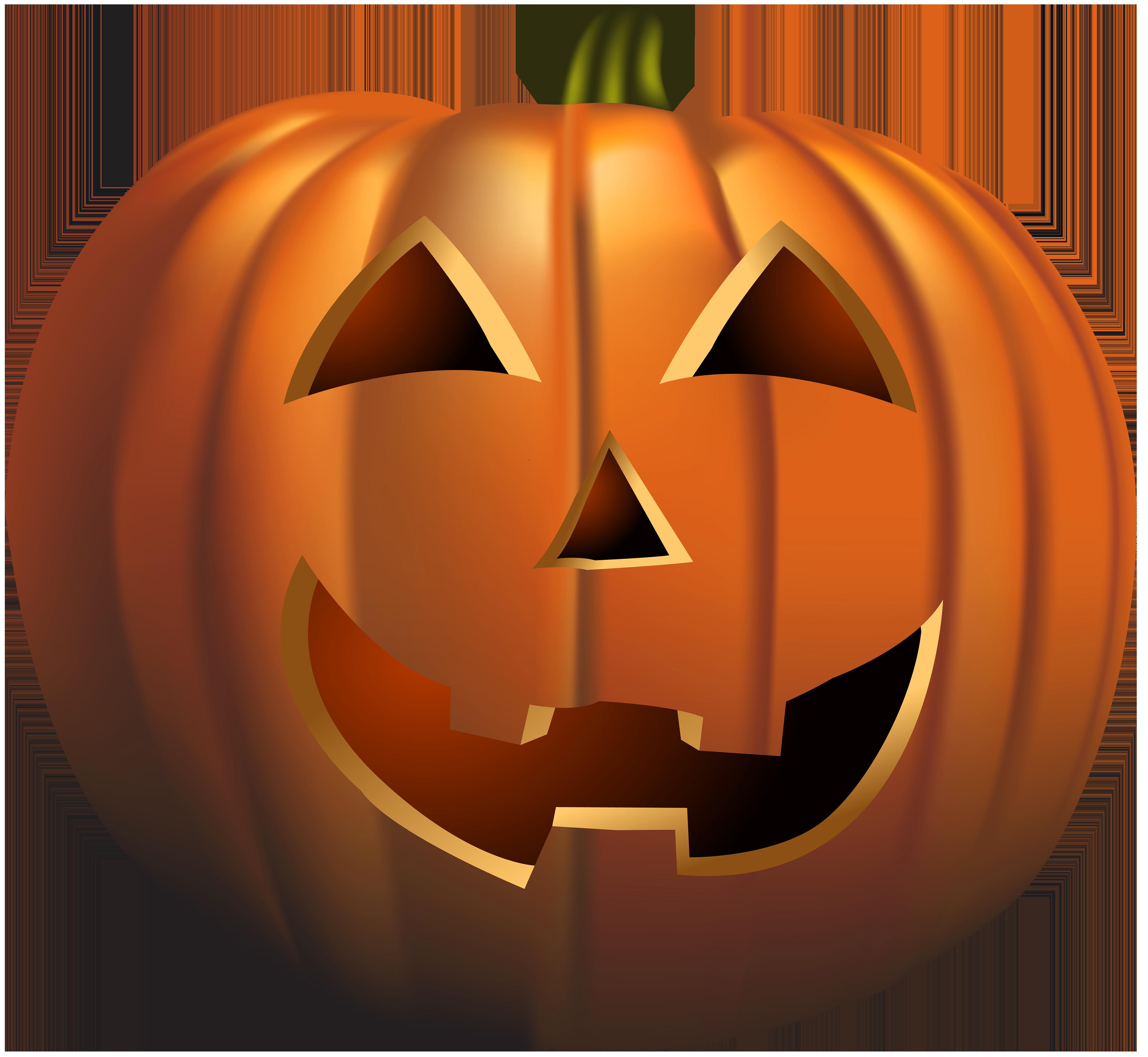 Pumpkin clipart corner.
