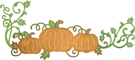 Pumpkin patch cheery.