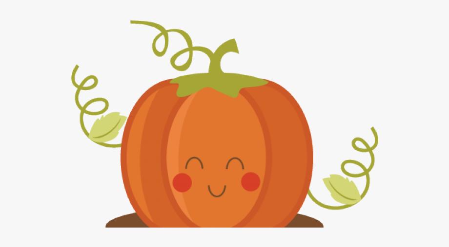 Cute pumpkin clip.