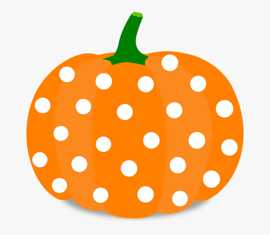 Pumpkin clipart simple.