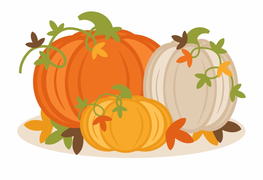 Vector pumpkins file.