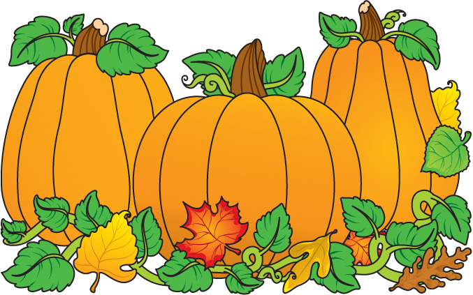 Month october clipart.