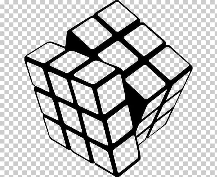 Rubiks cube sticker.