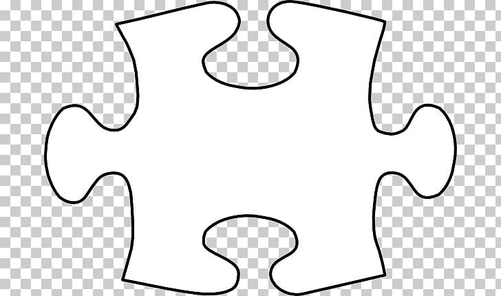Jigsaw puzzle tangram.