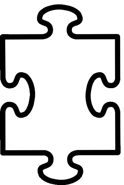 Printable puzzle pieces.