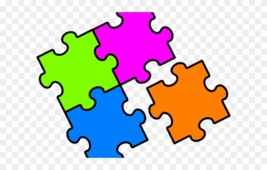 Puzzle Clipart Cartoon