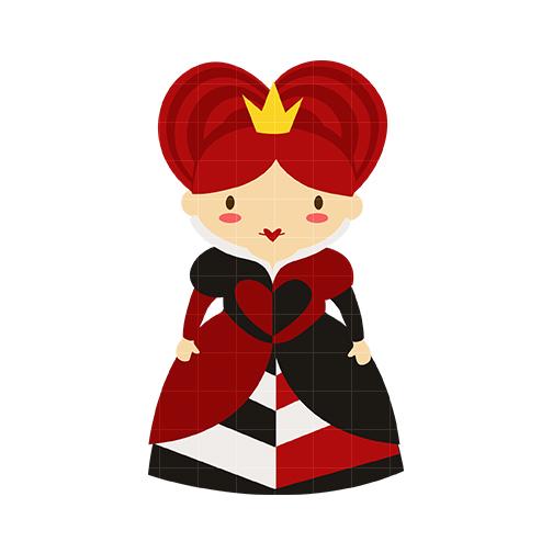 Best Queen Clipart