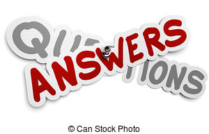 quiz clipart answer