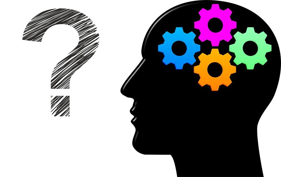 Free photo Quiz Think Question Thinking Brain Answer
