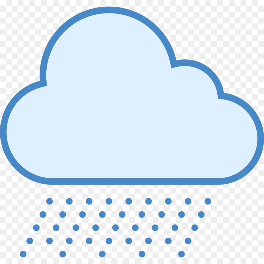 Rain Cloud Clipart png download