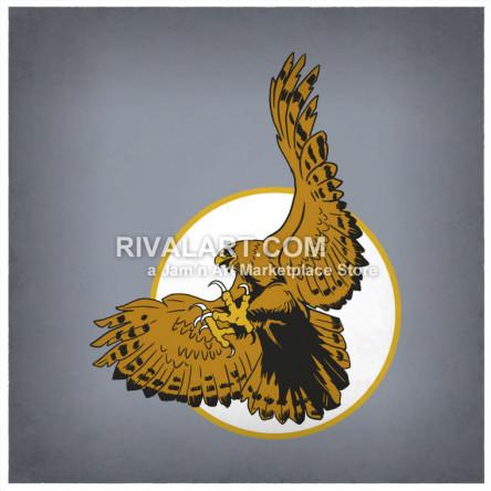 Hawk clipart rivalartcom.