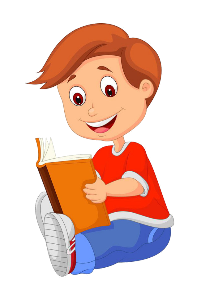 email clipart reading