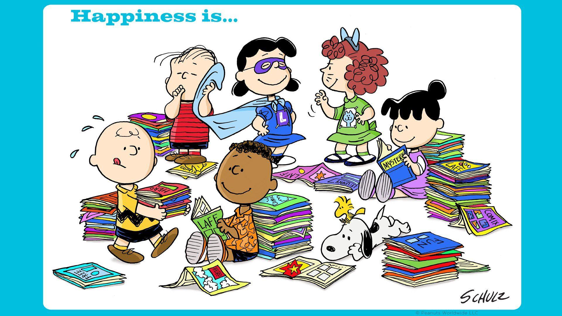 Classroom clipartpeanuts gang.