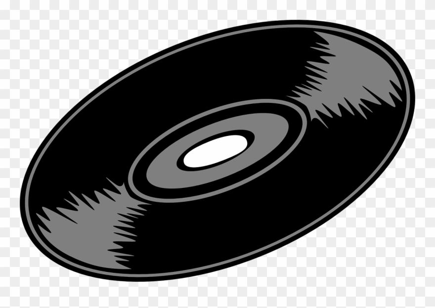 vinyl record clipart phonograph