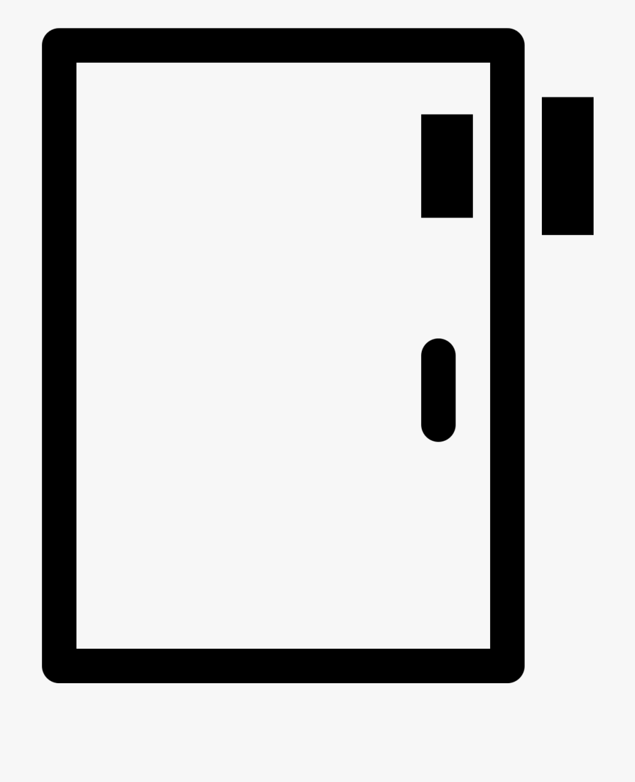 Door clipart rectangle.