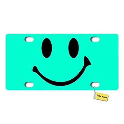 Amazoncom license plate.