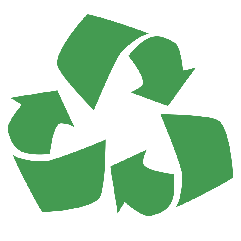 environment clipart recycle