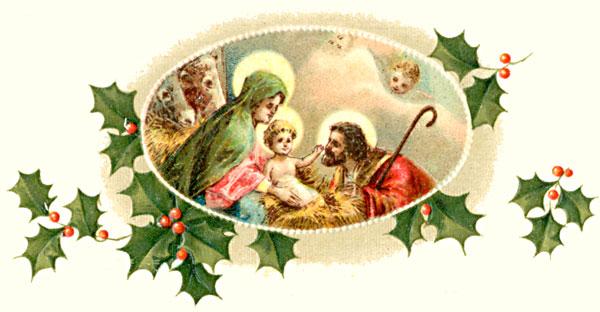 Free sacred christmas.