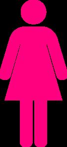 Women S Bathroom Clip Art at Clker
