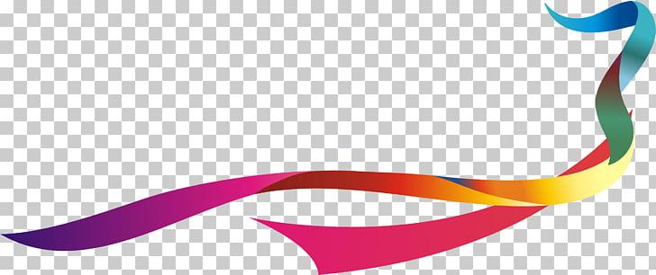 Ribbon colorful ribbons.