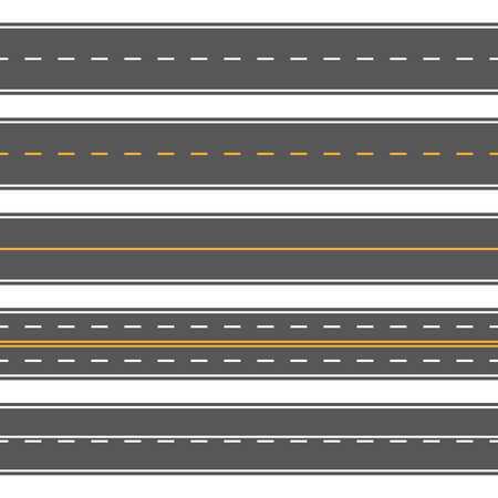Roadway clipart horizontal.