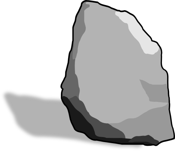 Free rocks cliparts.