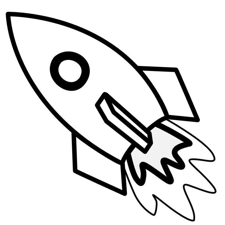 Clipart rocket buzz.
