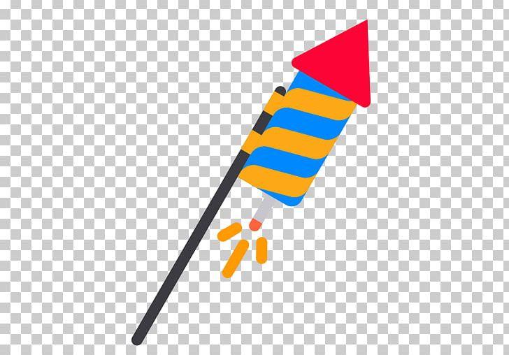 Firecracker diwali rocket.