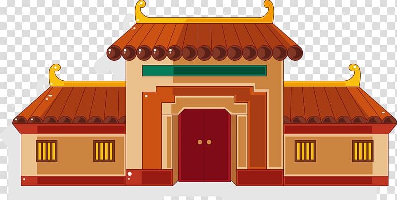 China chinese architecture.