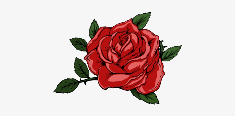 Aesthetic Rose Png